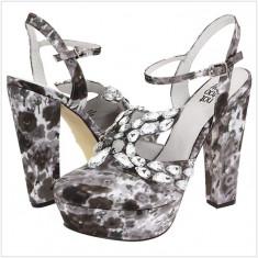 Pantofi NOT TOO COY Casanova - Pantofi Dama, Femei - 100% AUTENTIC - Pantof dama Guess, Culoare: Din imagine, Marime: 37, 38, Cu toc
