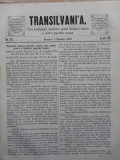 Transilvania , Foaia Asociatiunii transilvane pentru literatura romana si cultura poporului roman , Brasov , nr. 21 , 1870