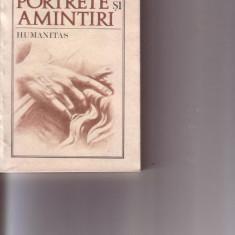I.G. Duca - Portrete si Amintiri - Roman, Humanitas, Anul publicarii: 1990