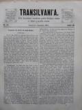 Transilvania , Foaia Asociatiunii transilvane pentru literatura romana si cultura poporului roman , Brasov , nr. 17 , 1870