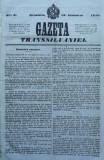 Gazeta Transilvaniei , Brasov , nr. 6 , 1858