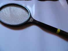 Racheta Tenis Reghin din lemn foto