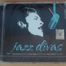 Jazz Divas - Muzica Jazz universal records, CD