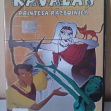 Kavalan printesa razboinica   (DVD) SIGILAT desene animate