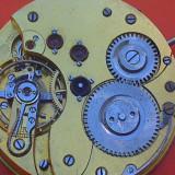 SYSTEME GLASHUTTE SAVONETTE MECANISM - Ceas de buzunar