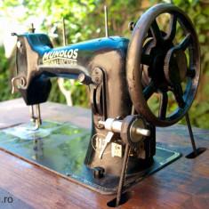 Mundlos Original - Victoria - Masina de cusut