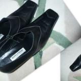 Pantofi deosebiti din piele ILIAN FOSSA - OKAZIE