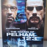 The Taking of Pelham 1 2 3 / 123 S-a furat un tren (DVD)   SIGILAT