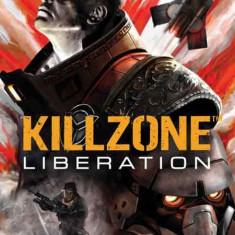 Killzone Liberation --- PSP - Jocuri PSP Sony, Shooting, 16+, Single player