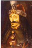 CARTE POTALA ILUSTRATA personalitati, istorie, Dracula  - Vlad Tepes, Necirculata, Printata