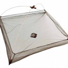Halau HB13 Crâsnic cu plasa deasa - dimensiuni: 150x150 cm - Juvelnic pescuit