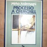 Procesul lui Churchill, carte in italiana