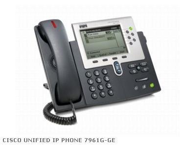 Telefon IP Cisco 7961G-GE, interfete gigabit !!!, VoIP, SCCP, SIP