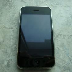 iPhone 3GS 16GB black codat orange