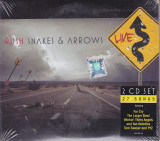 CD Rock: Rush - Snakes & Arrows Live (2 CD-uri - originale, sigilate)