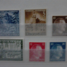 Timbre germania reich 1941 MH