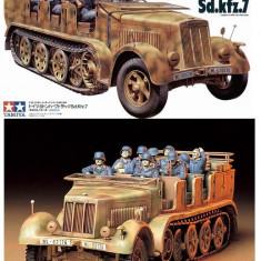 + Macheta Tamiya 35148 1:35 - Sd.Kfz.7 - 8 Ton Semi-Track + - Macheta auto