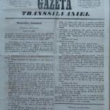 Gazeta Transilvaniei , Brasov , nr. 49 , 1858