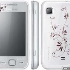 Vand Samsung Wave 575 La'Fleur - Telefon Samsung, Touchscreen, Bada OS