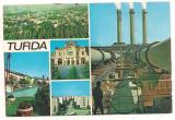 Carte postala(ilustrata)-TURDA-Colaj, Circulata, Printata