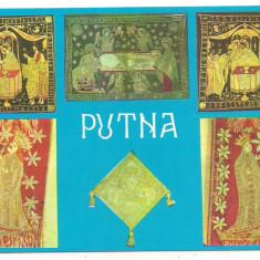 Ilustrata -PUTNA-Broderii liturgie daruite de Stefan cel Mare