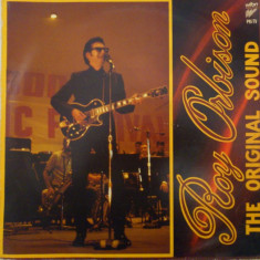 Disc vinil vinyl pick-up ROY ORBISON The Original Sound rar vechi colectie