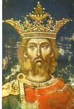 Carte postala ilustrata personalitati, istorie, domnitori romani - Mircea cel Batran, Necirculata