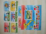 1990  Turneul final Italia'90  LP 1237-8, Nestampilat