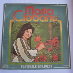 MARIA CIOBANU - PLAIURILE GORJULUI, VINIL