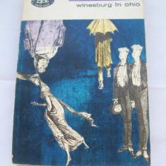 WINESBURG IN OHIO SHERWOOD ANDERSON - Roman, Anul publicarii: 1969