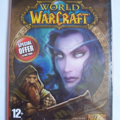 World warcraft special offer 14 day, sigilat . - Joc PC, Role playing, 16+