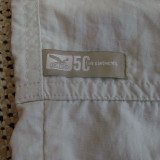 Pantaloni femei, trei sferturi SALEWA 5 CONTINENTS, DRY LON nr S, Trei-sferturi, Bej