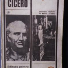 Filipice-Marcus Tullius Cicero - Roman, Anul publicarii: 1968