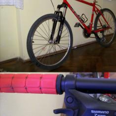Vand Bicicleta KONA HAHANNA - Bicicleta de oras, 19 inch, V-brake, Drept(Flatbar), Otel, Cu amortizor