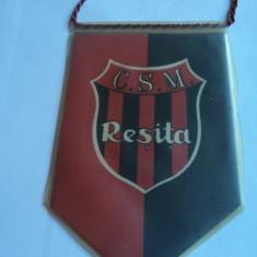 Fanion fotbal CSM RESITA