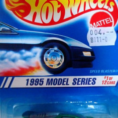 HOT WHEELS --SPEED BLASTER ++2000 DE LICITATII !! - Macheta auto Hot Wheels, 1:64