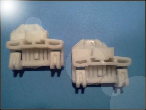 Kit cleme reparatie macara geam Audi A4 B5 (an fab. 1994-2001) stanga fata