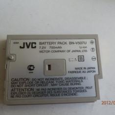 Acumulator pentru camera video JVC BN-507U - Baterie Camera Video