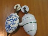 2 CONTRAGREUTATI LAMPA TAVAN PORTELAN