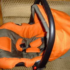 Scaun auto DHS, 0-13 kg - Scaun auto copii DHS Baby, 0+ (0-13 kg), Isofix