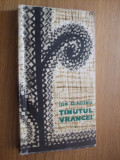 TINUTUL VRANCEI - Etnografie, Folklor, Dialectologie  Vol I - Ion Diaconu -1969
