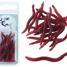 Set 20 buc. rame silicon Baracuda - Momeala artificiala Pescuit