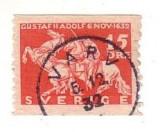 Timbre-suedia 1932, Europa, Amestecate