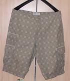 Pantaloni scurti ANGELO LITRICO, Bumbac