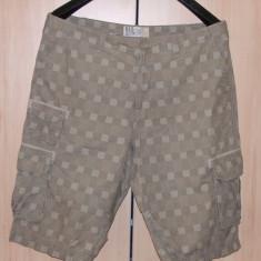 Pantaloni scurti ANGELO LITRICO - Bermude barbati, Bumbac