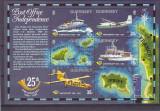Transporturi avion vapor Guersney., Nestampilat