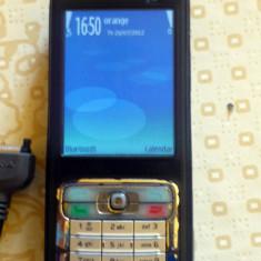 Nokia N73 - Telefon Nokia, Negru, Neblocat, Clasic, 3.2 MP, GPS: 1