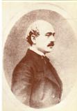 Carte postala ilustrata personalitati, scriitor, poet, diplomat - Vasile Alecsandri