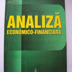 ANALIZA ECONOMICO - FINANCIARA , LUCIAN BUSE , MARIAN SIMINICA , NICU MARCU .