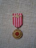 Medalie a 50 a aniversare a PCR epoca de aur comunista hobby colectie